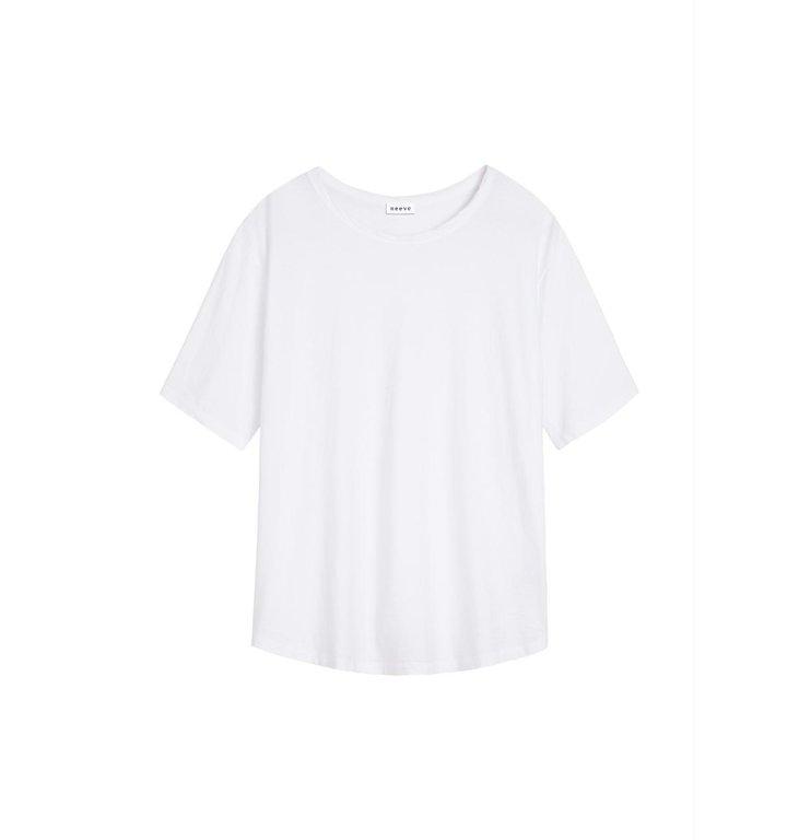 Neeve Neeve White Ogranic Shirt The Box