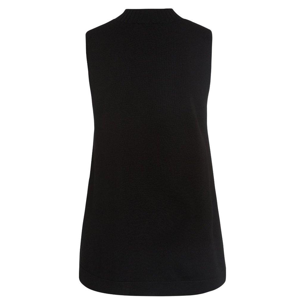 Marc Aurel Black Top Knit 8463-8002-81899
