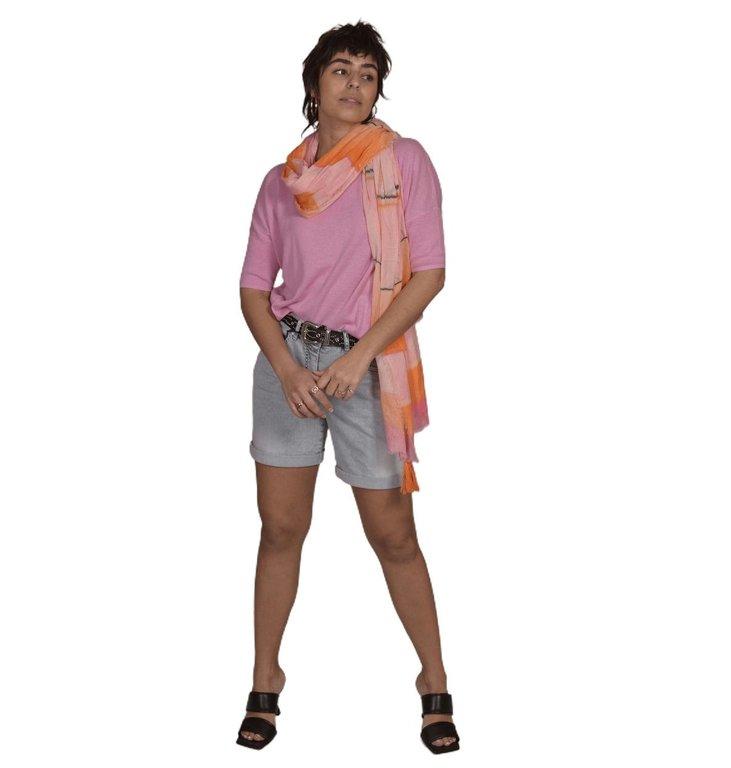 Marc Aurel Marc Aurel Pink Sjaal 8413-1000-61258