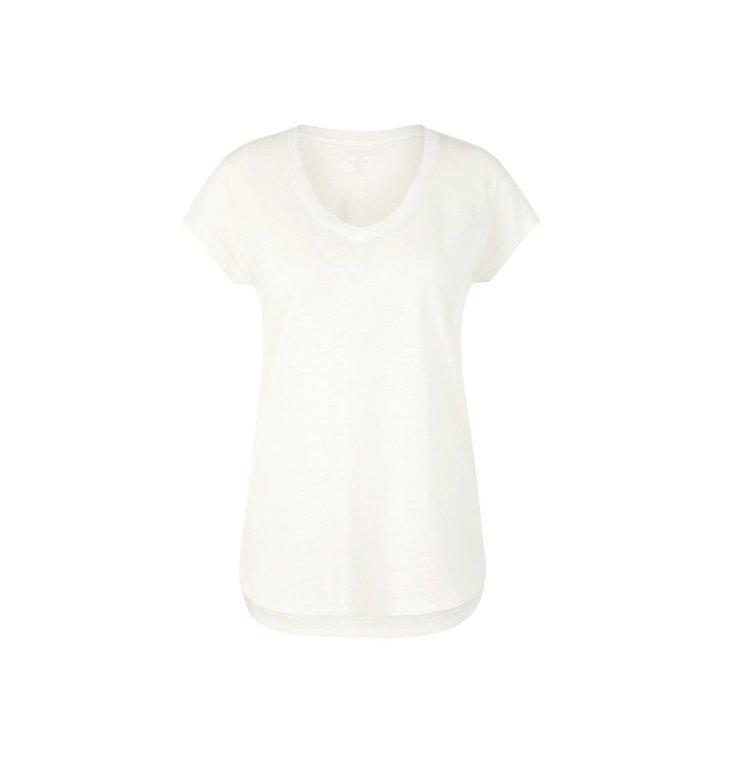 Marc Cain Marc Cain Off White T-shirt QC4851-J54