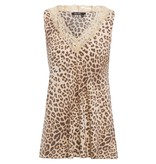 Marc Aurel Leopard Top 6421-1000-92987