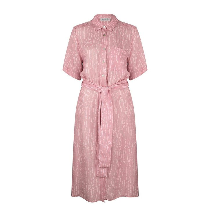 Chptr S Chptr S Pink Dress Wild Dress