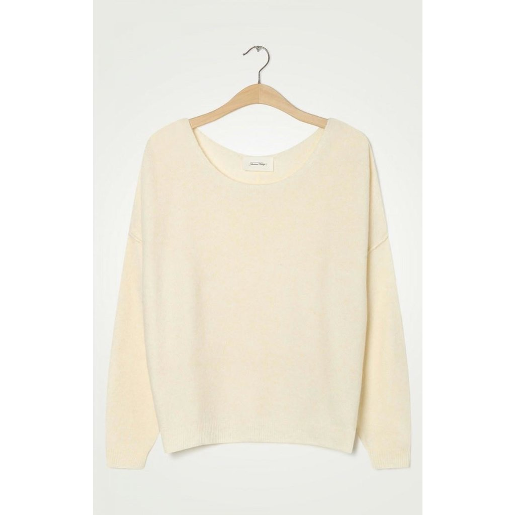American Vintage Off White Pull Dam225
