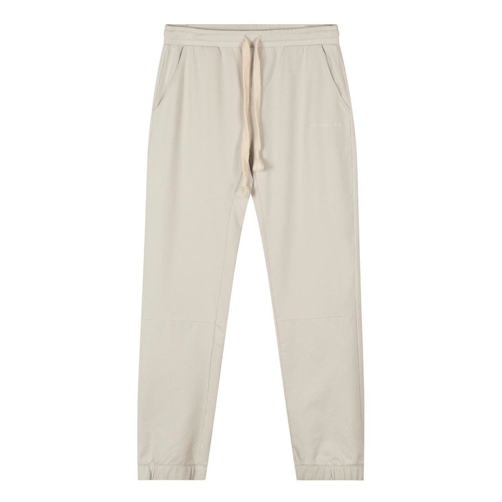 10Days Silver White cropped jogger 20-003-1202