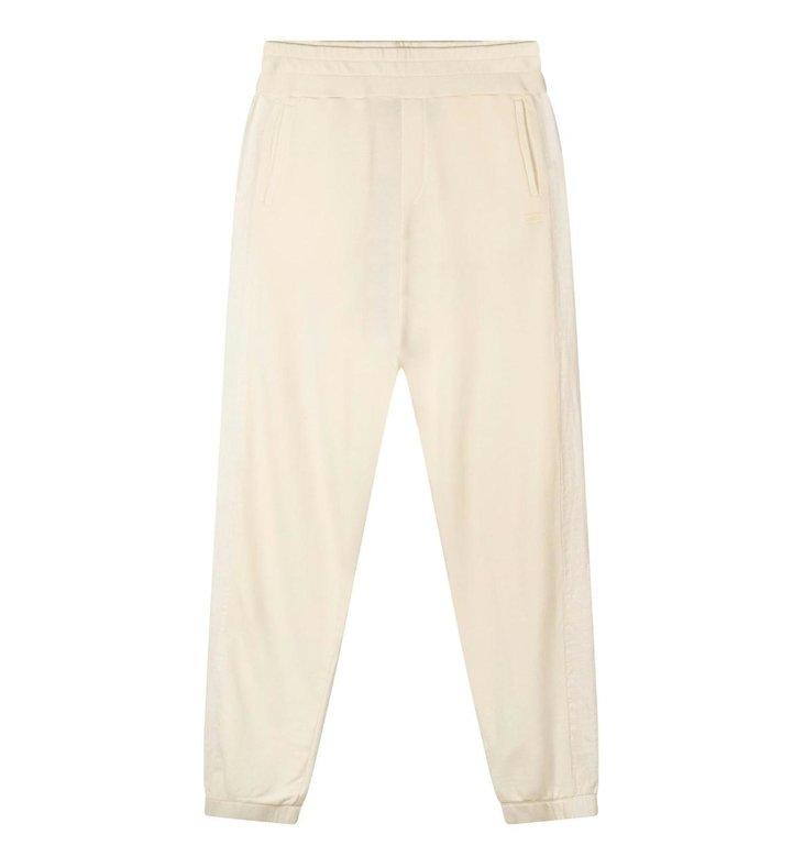 10Days 10Days Ecru pants linen 20-004-1202