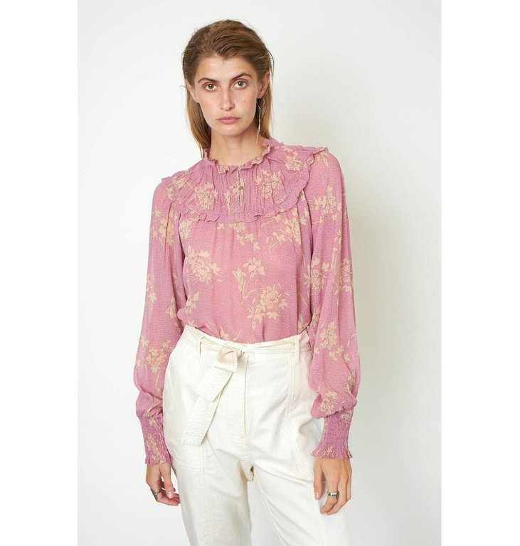 Second Female Second Female Lilas Mories Blouse 54468