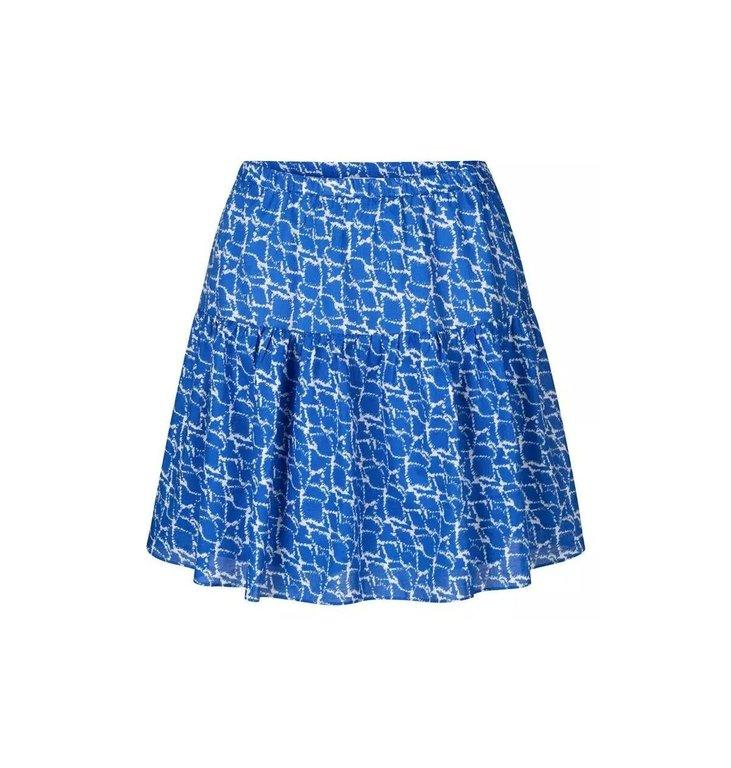 Second Female Second Female Deep ultra marine Dayly Skirt 54722