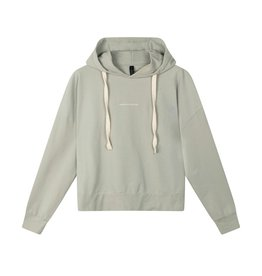10Days 10Days Pistache Fitted Hoodie 20-803-1202