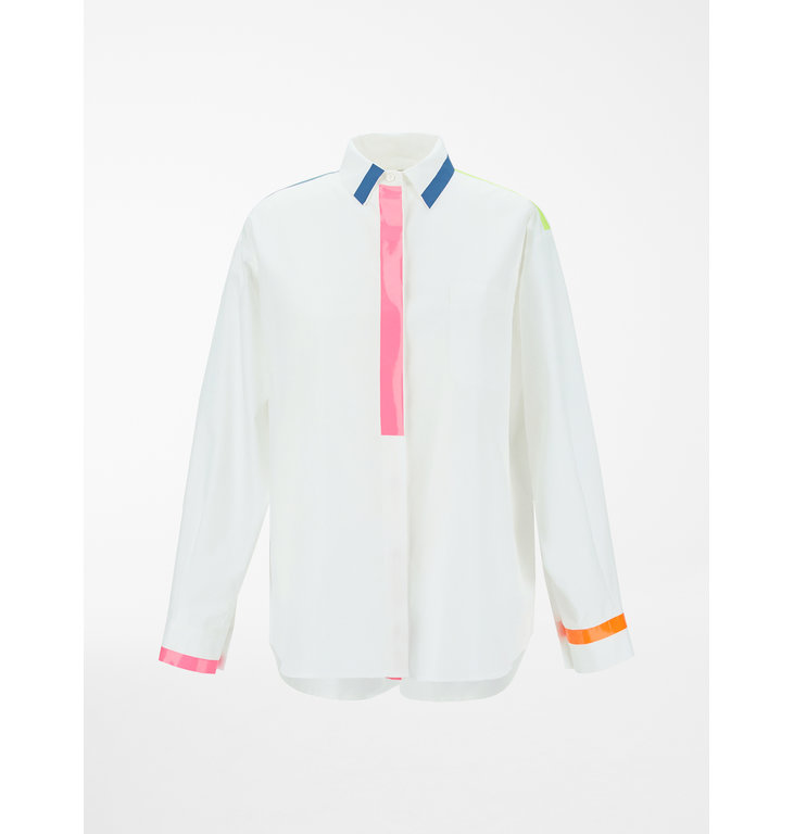 Max Mara Weekend Max Mara Weekend Off White Blouse Canneti