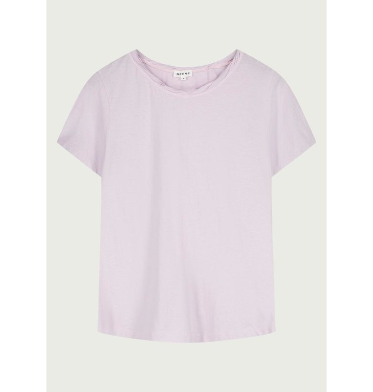 Neeve Neeve Misty lilac T-shirt The Crew