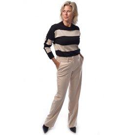 Cambio Cambio Ecru May Trousers 6018-0241-02