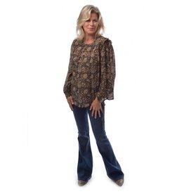 Denham Denham Denim Blue Flair Jeans Farrah