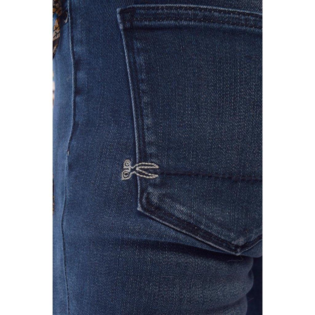 Denham Denim Blue Flair Jeans Farrah