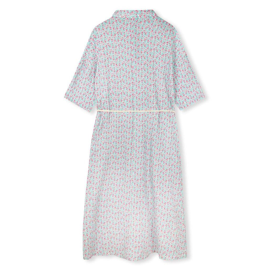 10Days Ecru Liberty Dress Floral 20-337-1205