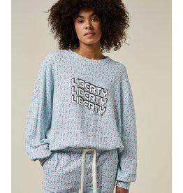 10Days 10Days Ecru Liberty Sweater Floral 20-802-1205