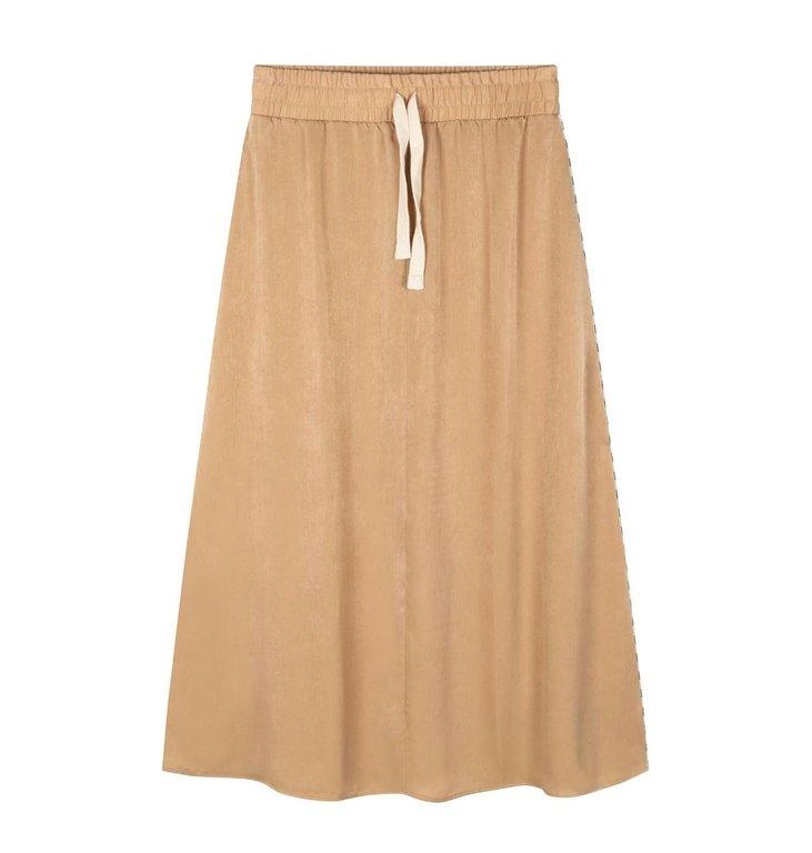 10Days 10Days Champagne long skirt 20-102-1202