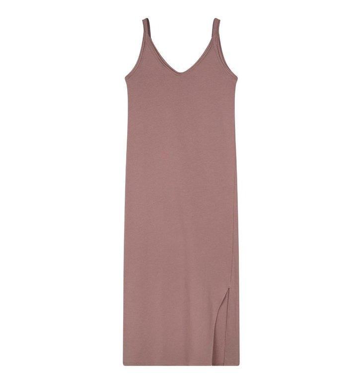 10Days 10Days Dust Pink strappy dress fleece 20-301-1202