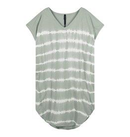 10Days 10Days Pistache dress tie dye 20-304-1202