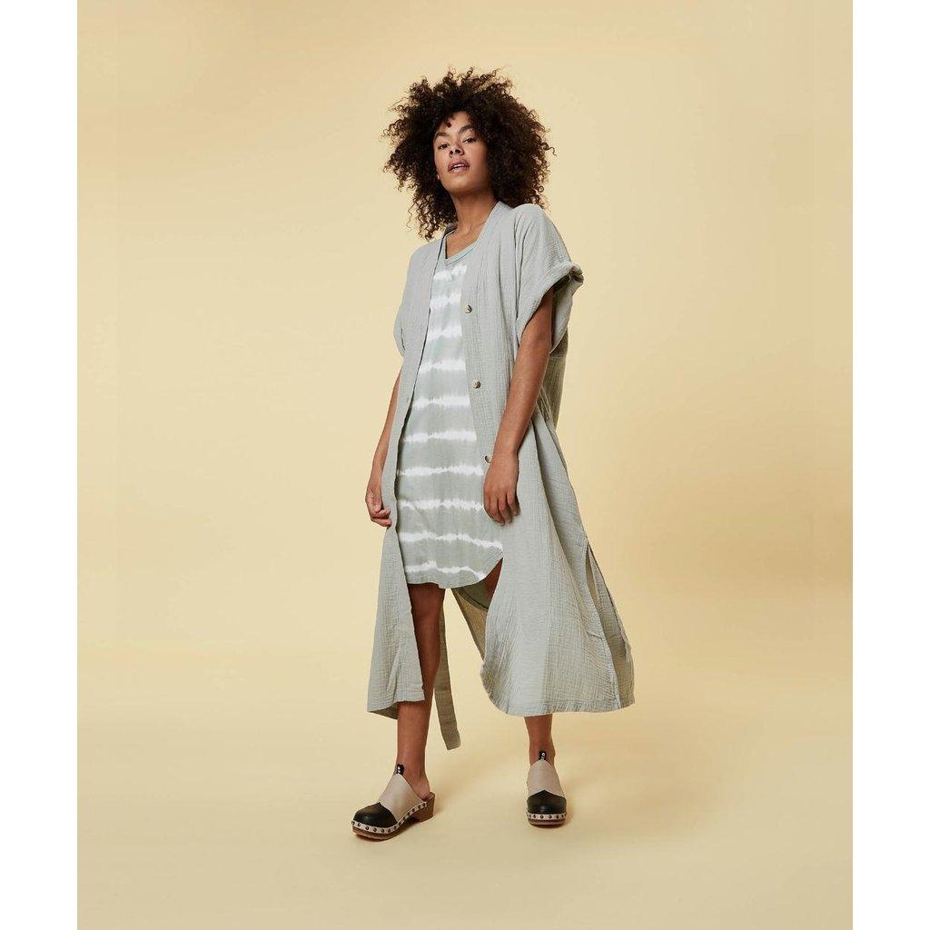 10Days Pistache dress tie dye 20-304-1202