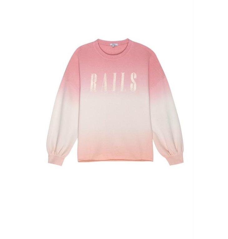 Rails Rails Pink peach Sweater Signature