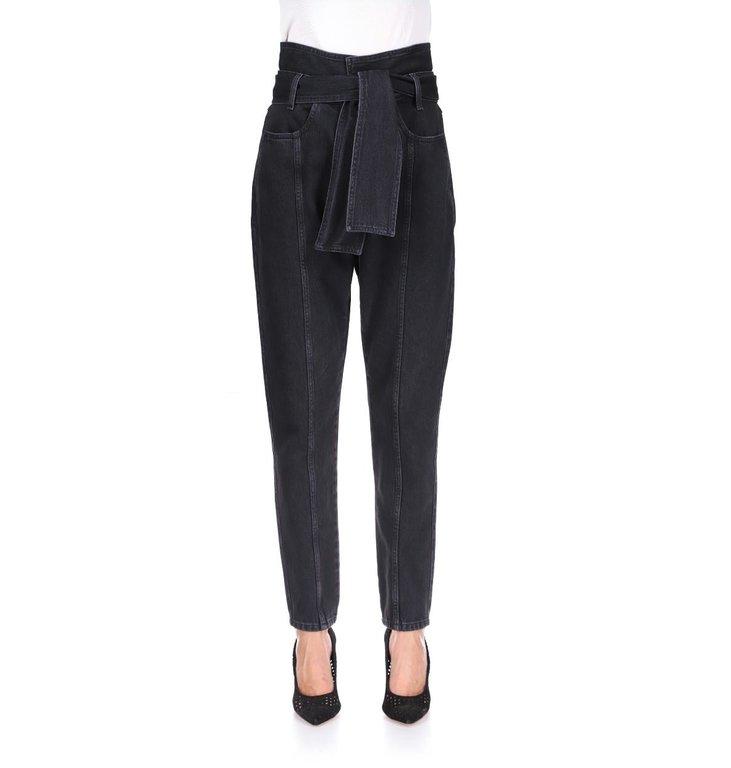 IRO IRO Black Pants Ouzilly