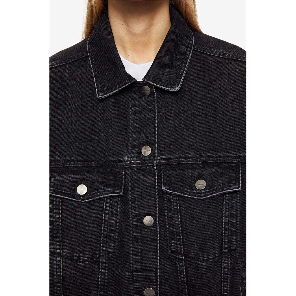 Anine Bing Black Rory Jacket A-01-7052-000