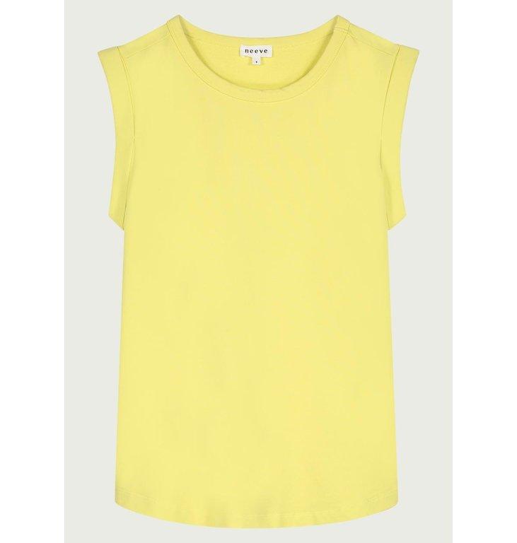 Neeve Neeve Canary yellow Top The SWimpety Sleeveles