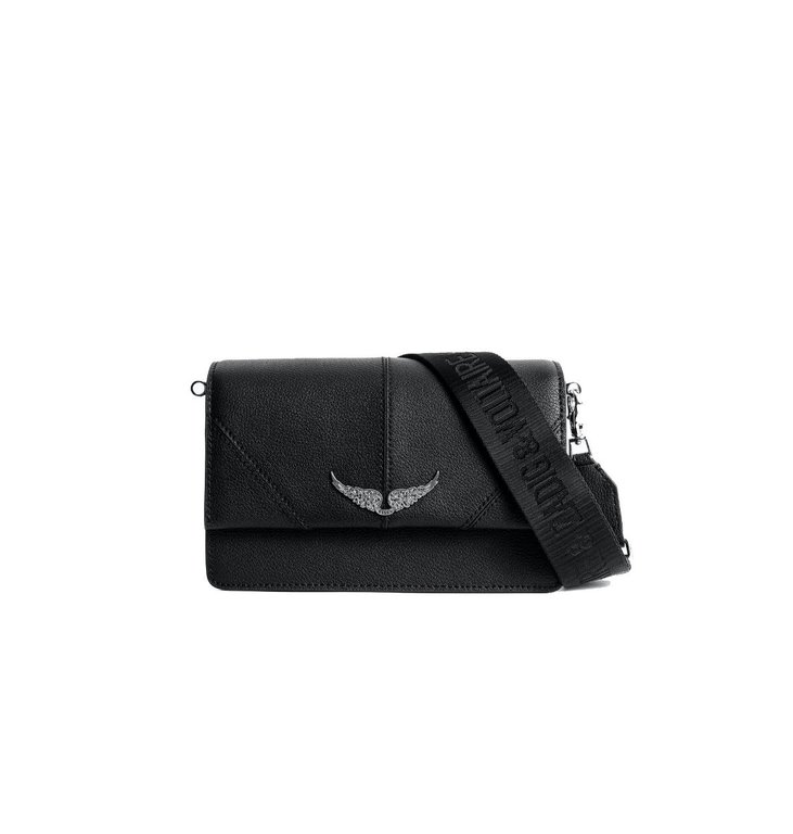 Zadig & Voltaire Zadig & Voltaire Black Bag Lolita slightly