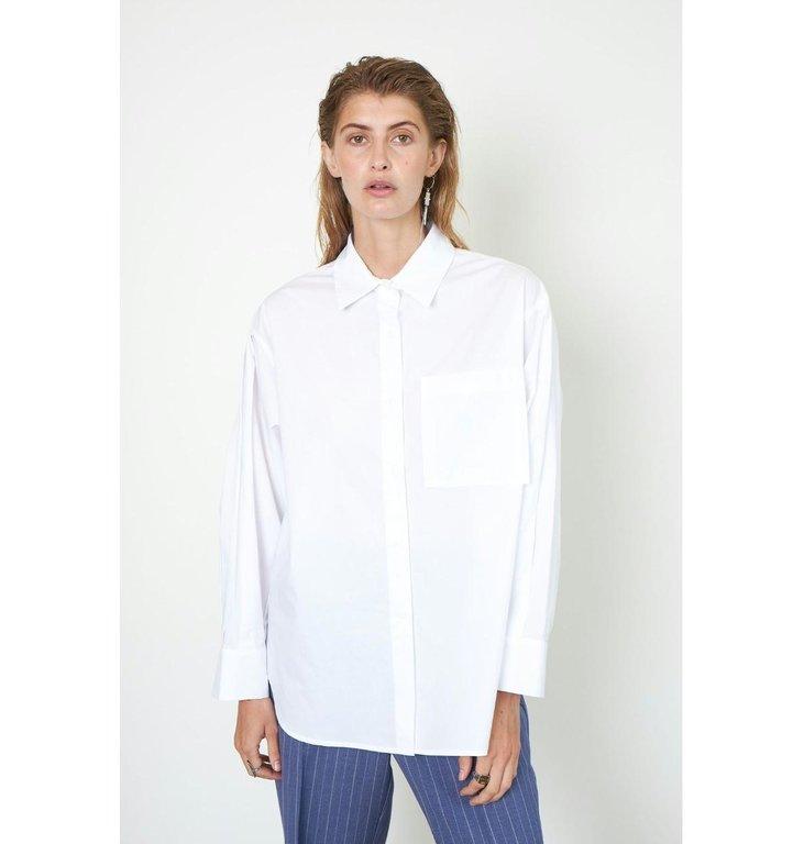 Second Female Second Female White Larkin New Shirt 54334