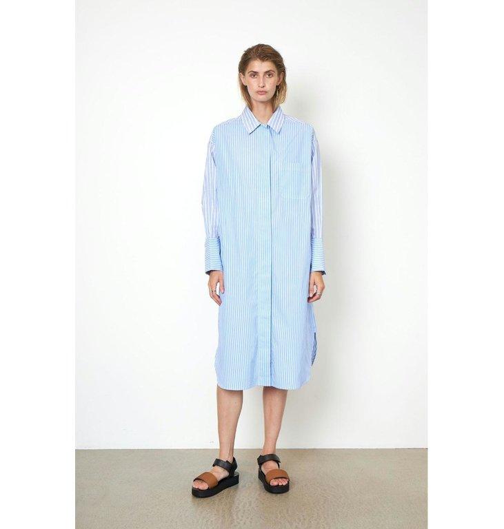 Second Female Second Female Blue Evelin New Dress 54543