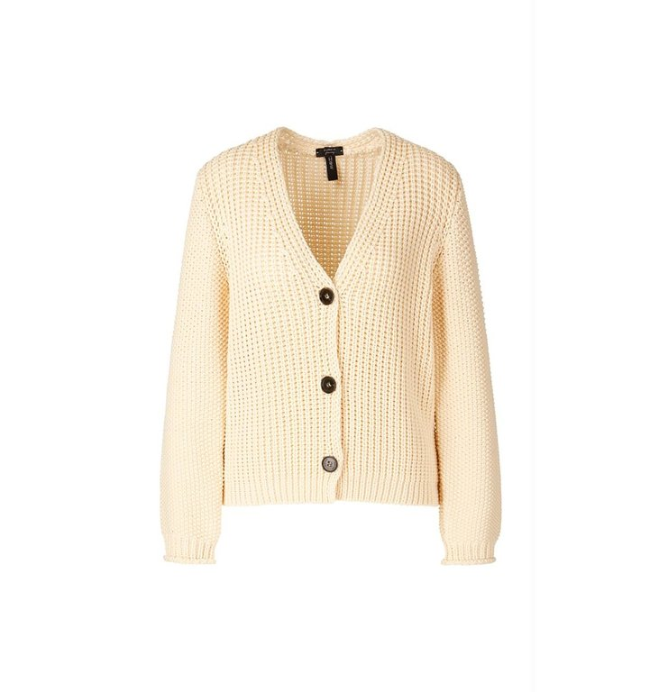 Marc Cain Marc Cain Champagne Cardigan RC3122-M23