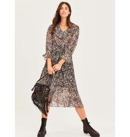 Ba&sh Ba&sh Black Dress Erym
