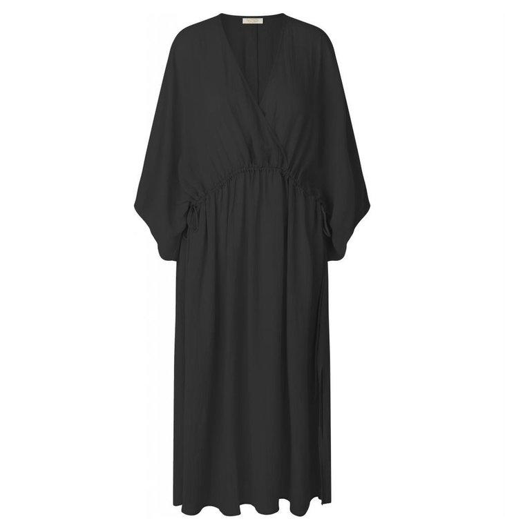 Notes du Nord Notes du Nord Black Tamia Dress 12226