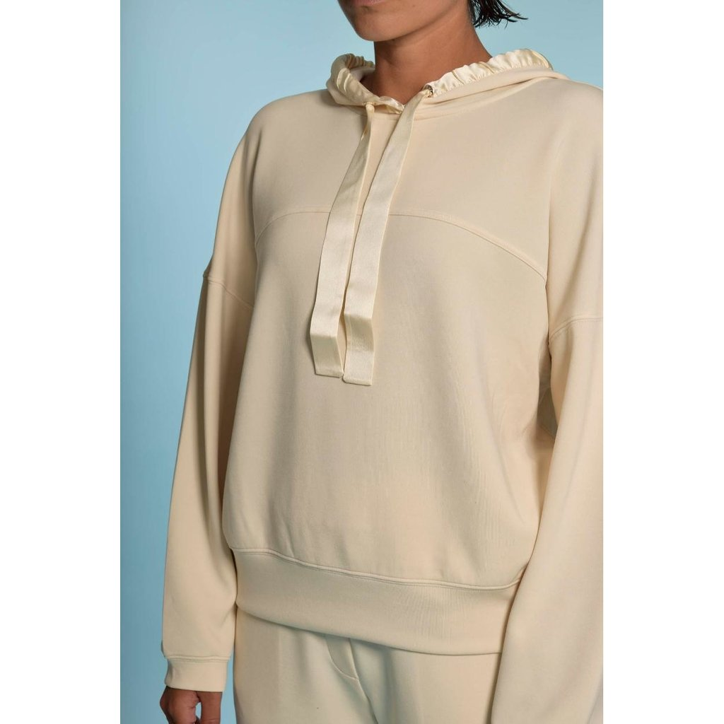 Marc Cain Champagne Sweater RC4401-J74