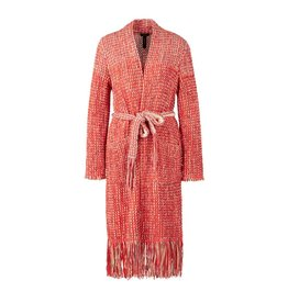 Marc Cain Marc Cain Red Cardigan RC1110-M05