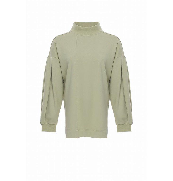 Chptr S Chptr S Mint Green Sweater Sunday Sweater