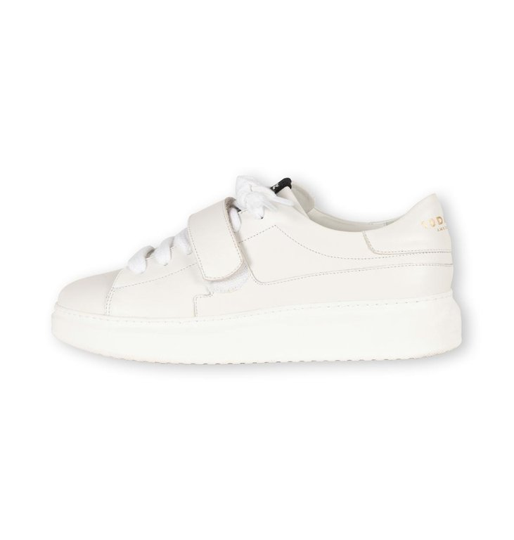 10Days 10Days White classic sneakers 20-930-1203