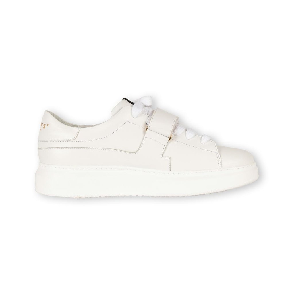 10Days White classic sneakers 20-930-1203