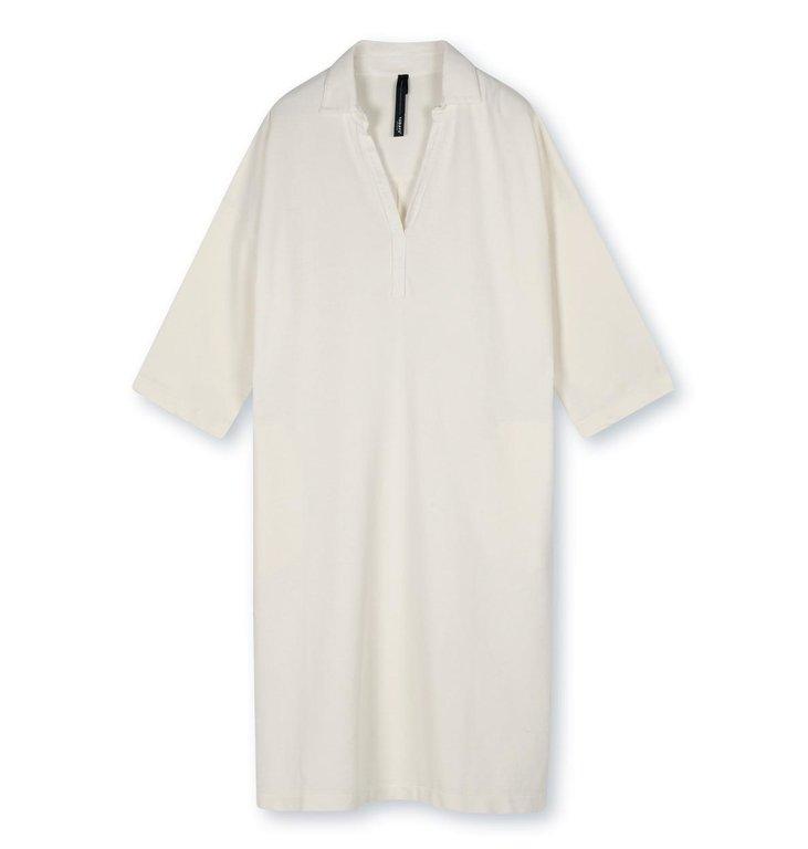 10Days 10Days Ecru tunic dress 20-336-1203