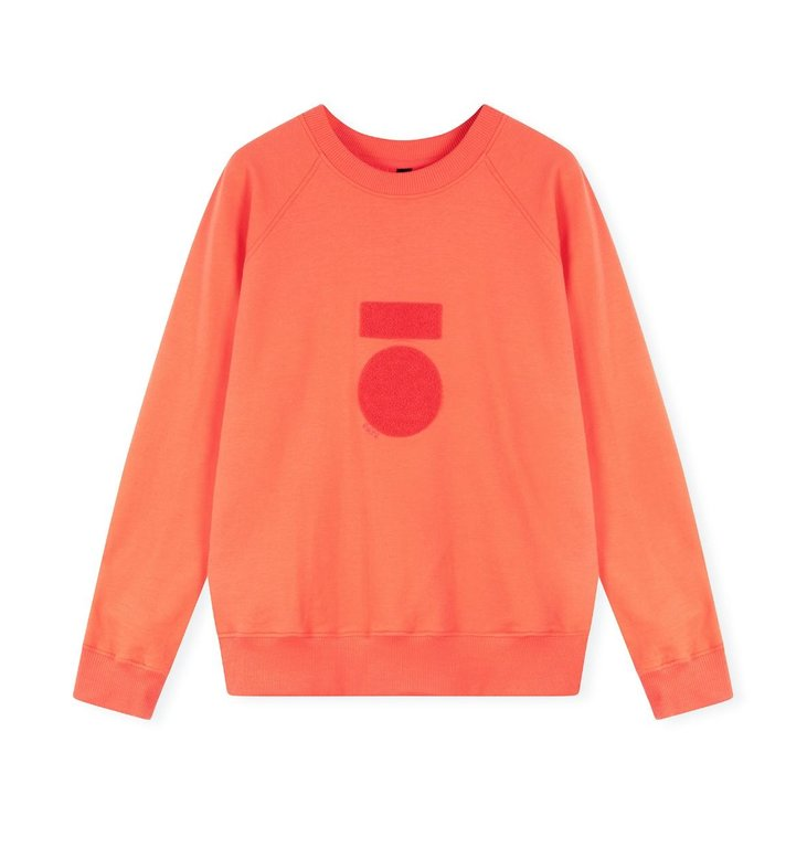 10Days 10Days Coral Sweater Terry 20-812-1203