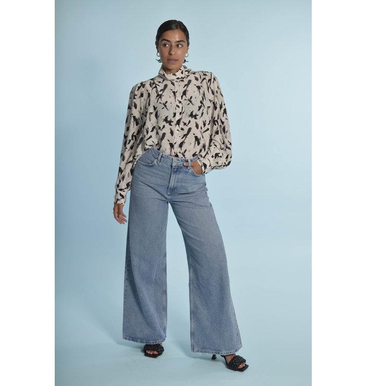 Ba&sh Ba&sh Blue Soul Jeans 1H21Soal