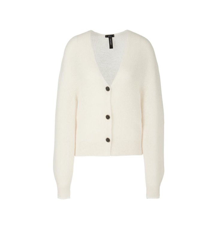 Marc Cain Marc Cain Off White Cardigan RS3108-M04