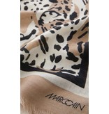 Marc Cain Brown/ Leopard Sjaal RSB109-Z04