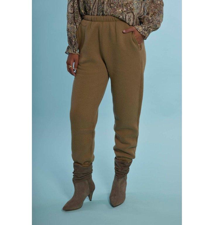 American Vintage American Vintage Taupe Sweatpants Ika035a