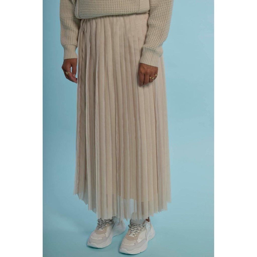 Max Mara Weekend Off White Skirt Etiopia