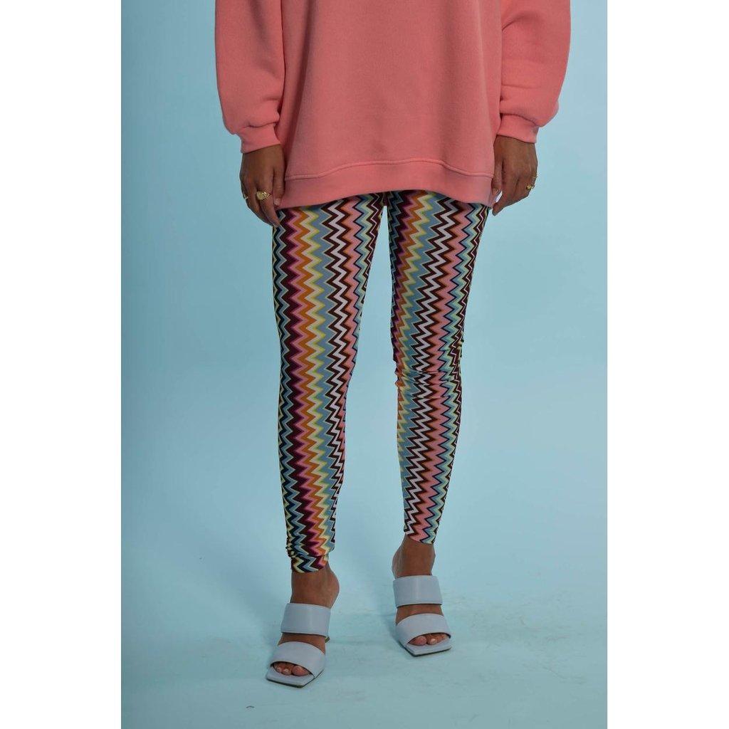 Missoni Multicolour Legging 2DI00327-2J0066