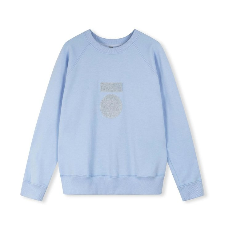 10Days 10Days Classic Blue Sweater Terry 20-812-1203