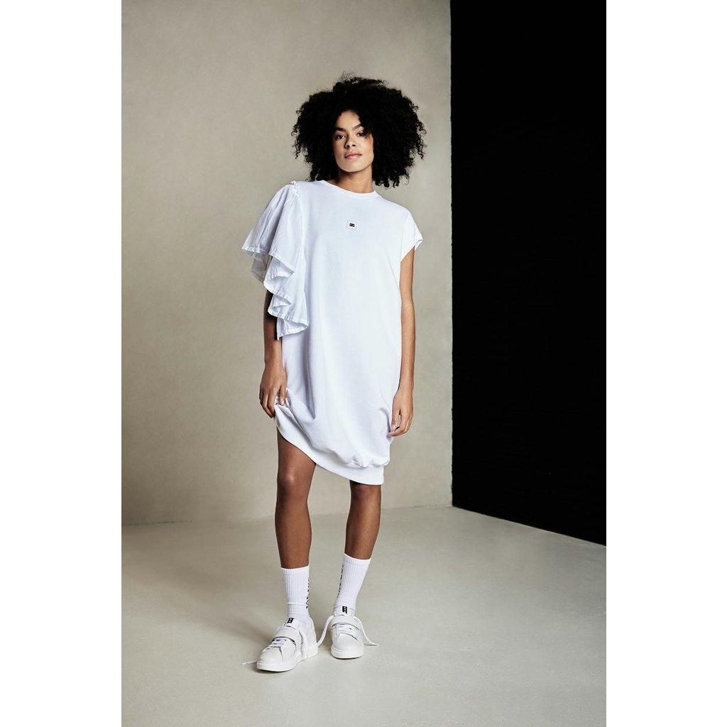 10Days White tunic voile 20-305-1203