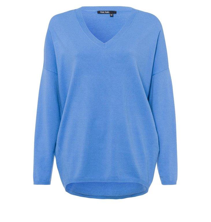 Marc Aurel Marc Aurel Blue Knit 8517-8001-81840