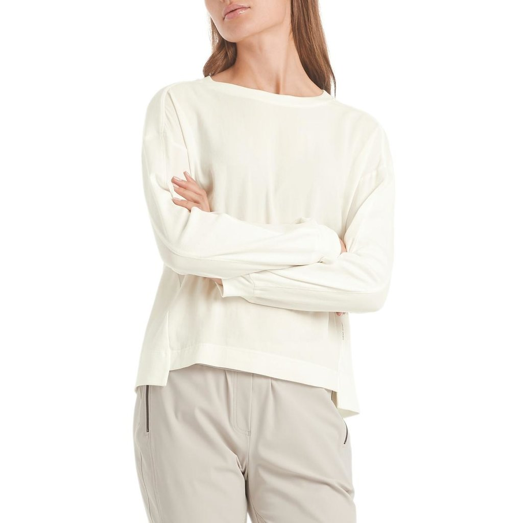 Marc Cain Off White T-shirt RS5509-J67